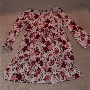 Torrid- floral dress